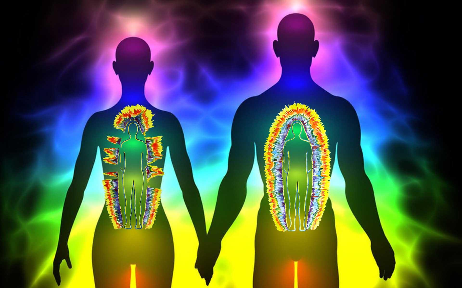 Связь биополя с чувствами