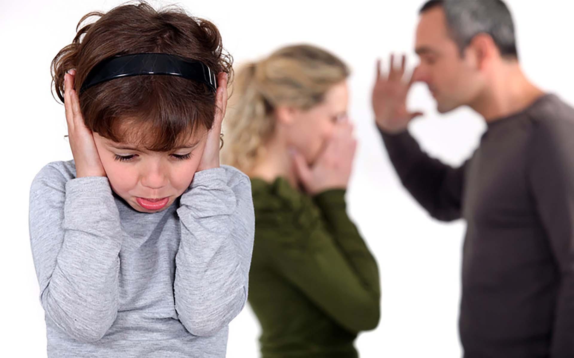 Сбой в отношениях — болеют дети