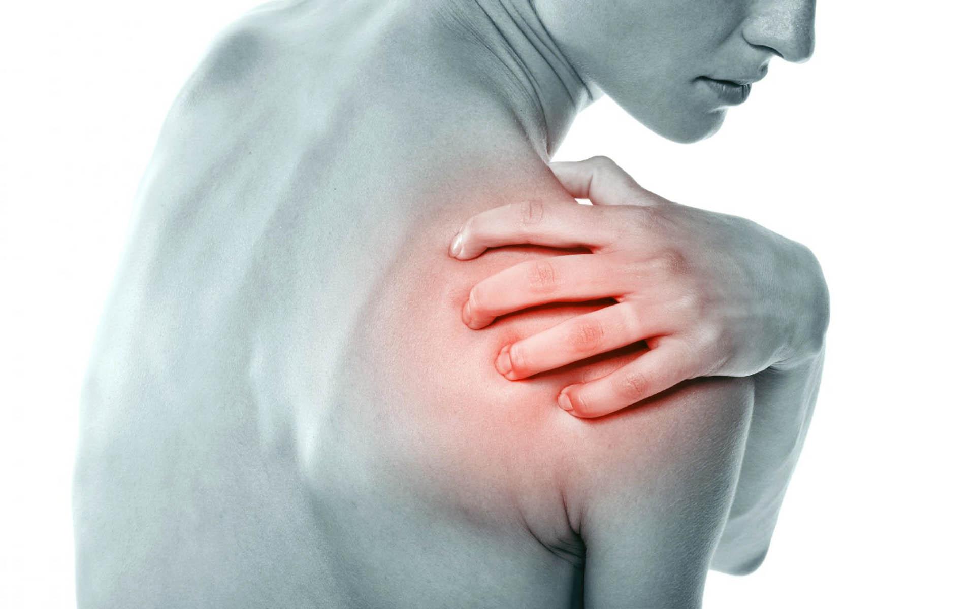 Как быстро убрать боль в плече