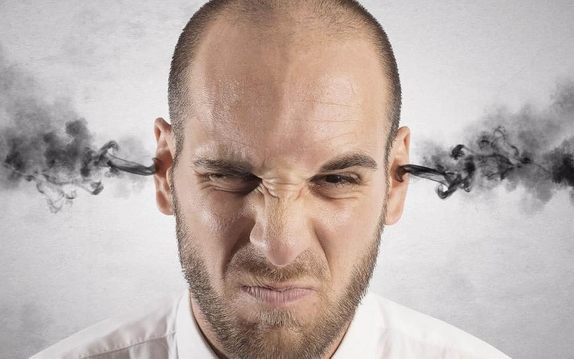 Разрушающая сила скрытого гнева