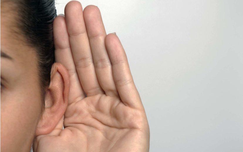 Причина падения слуха. Как вернуть слух?