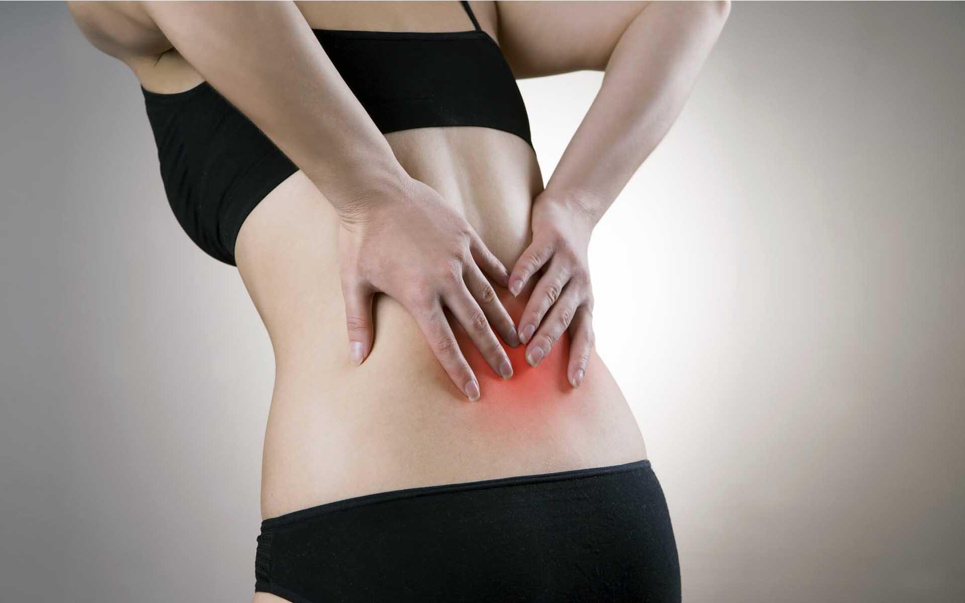 Как снять напряжение в спине после перелома позвонка.