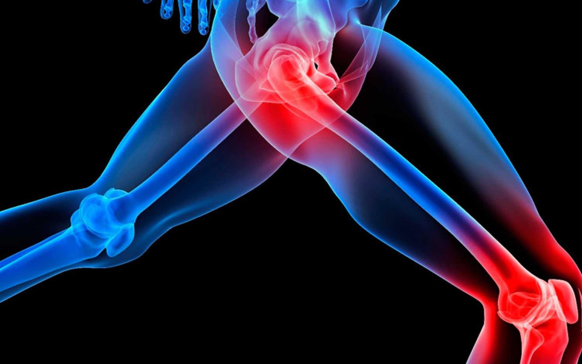 Как  восстановить подвижность суставов