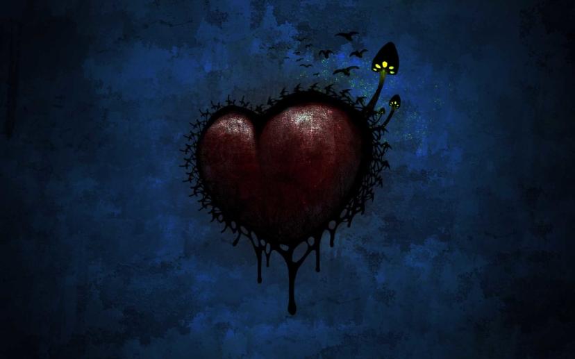 Темная сторона любви