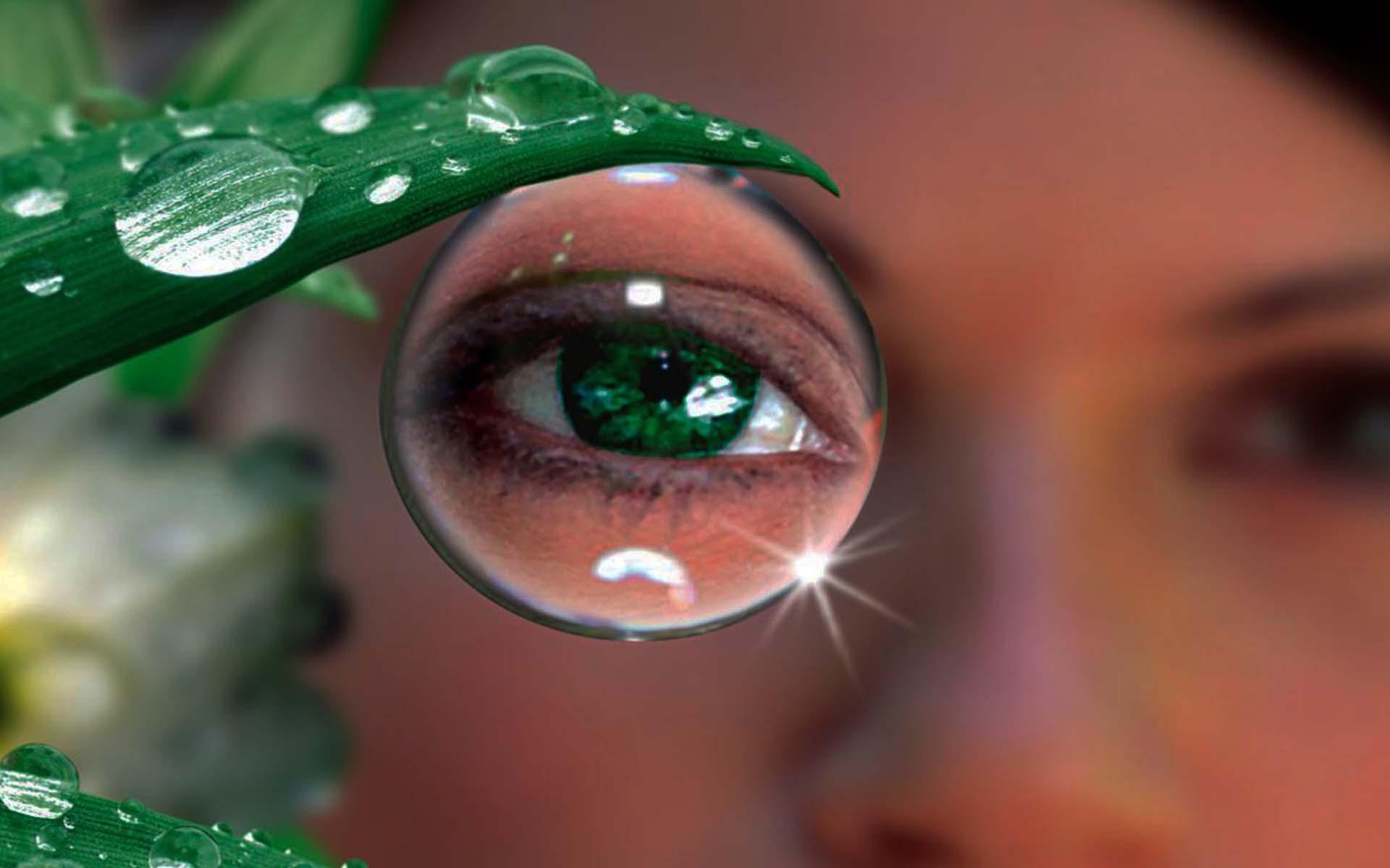 Что влияет на зрение?