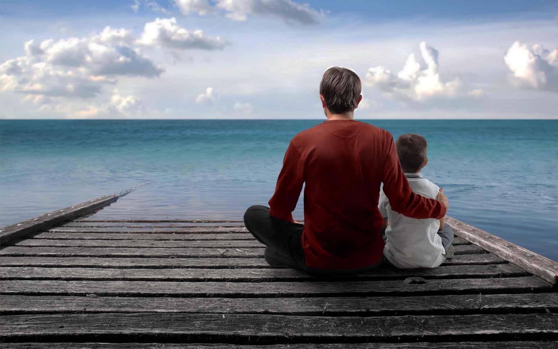 Доверить ли ребёнка отцу