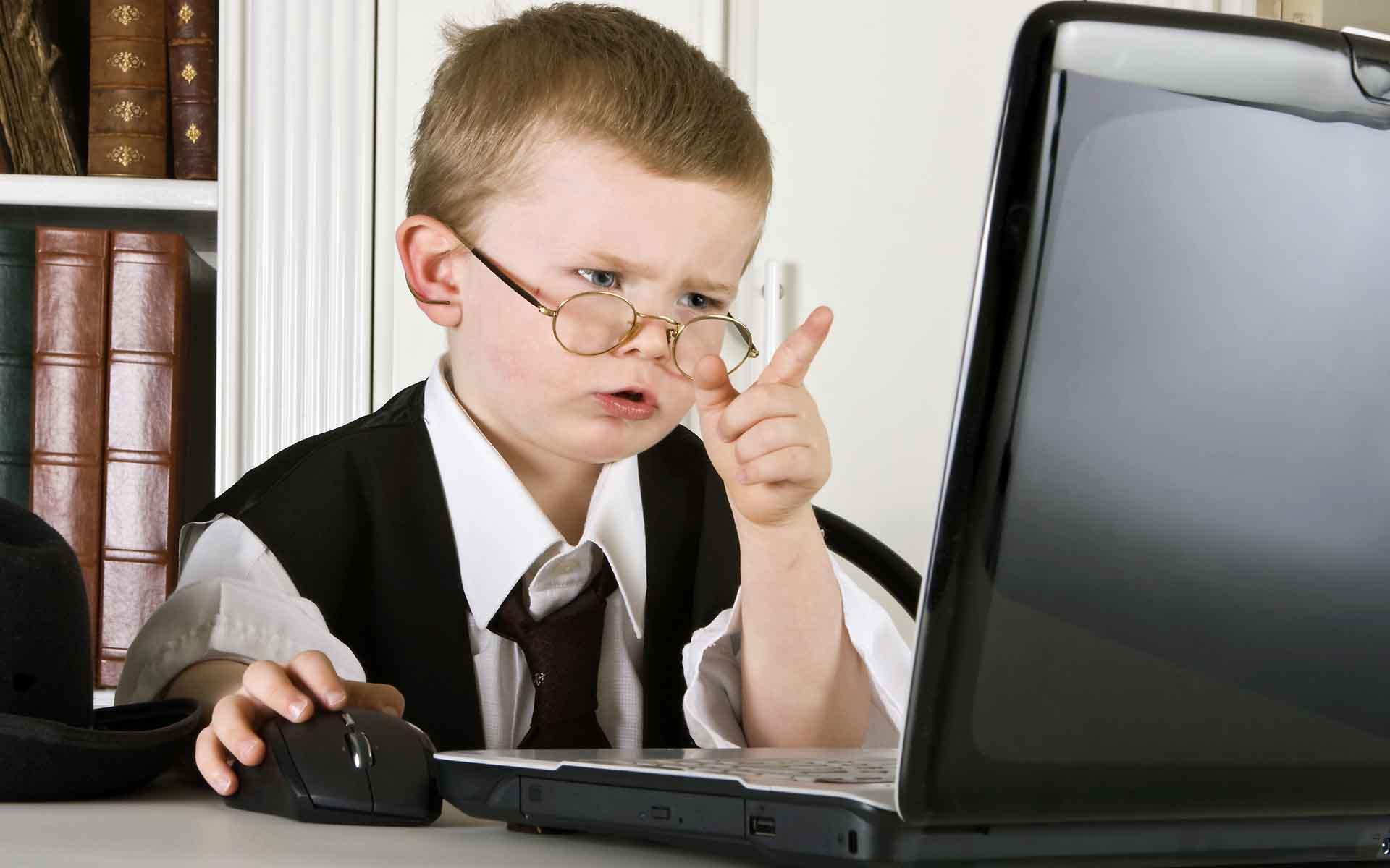 Причины падения зрения у детей