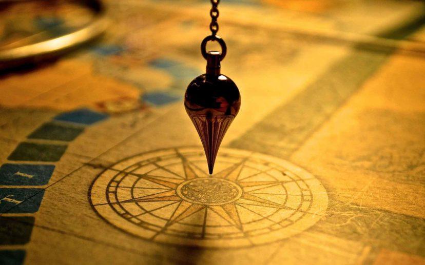 Что означают движения маятника при диагностике чакр