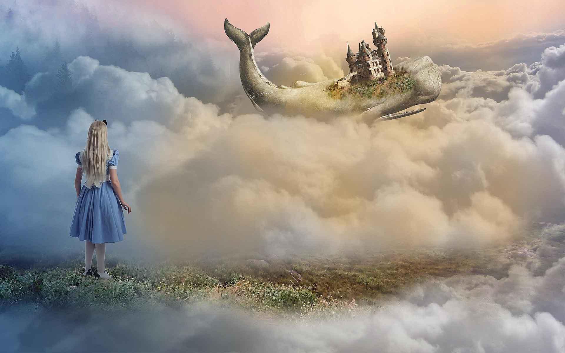 Мечты дают энергию