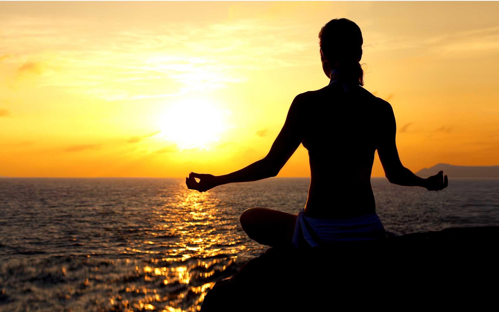 Медитация: «Наркотик благодати»