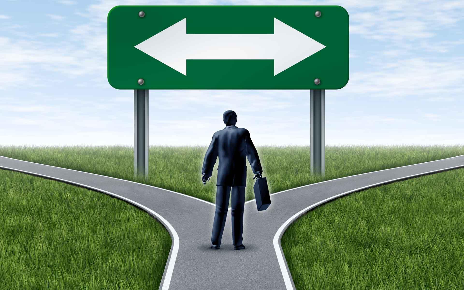 Как сделать правильный выбор в принятии решений