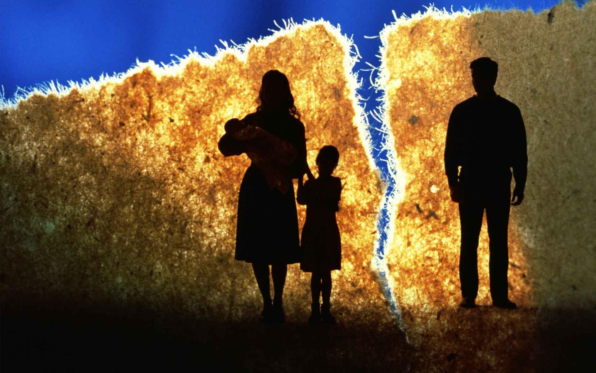 Как растить ребёнка без отца