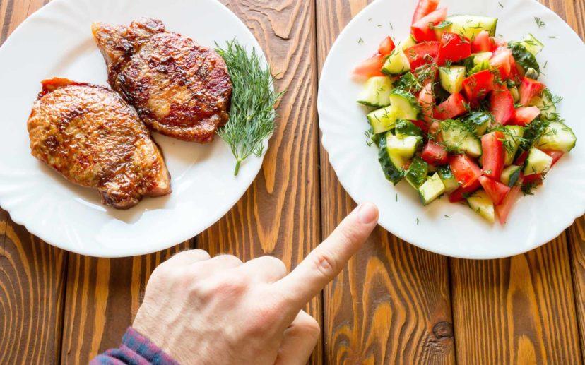 Отказ от мяса. Как перейти на вегетарианство.