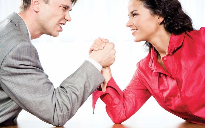 Как перестать бороться с мужчинами