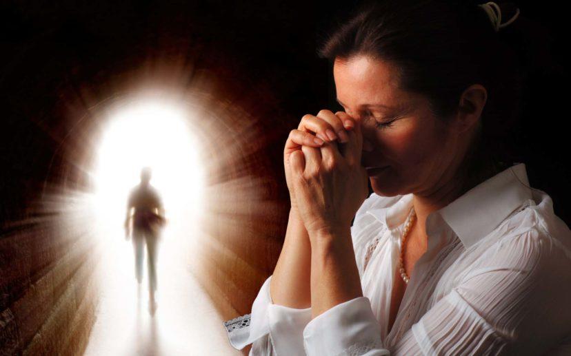 Молитва о спасении умерших душ