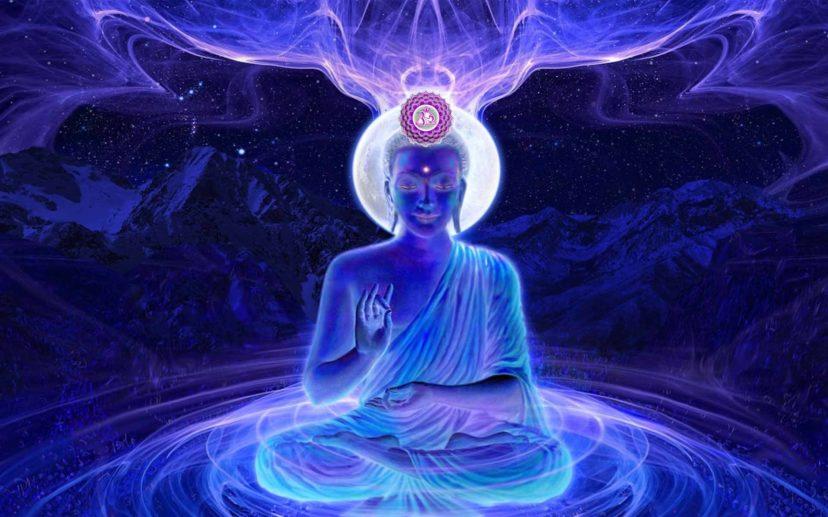 Медитация: «Открытие седьмой чакры»