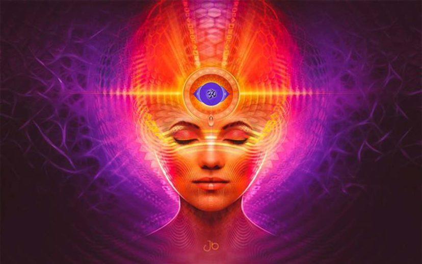 Открытие Аджна чакры — ясновидение, интуиция, третий глаз