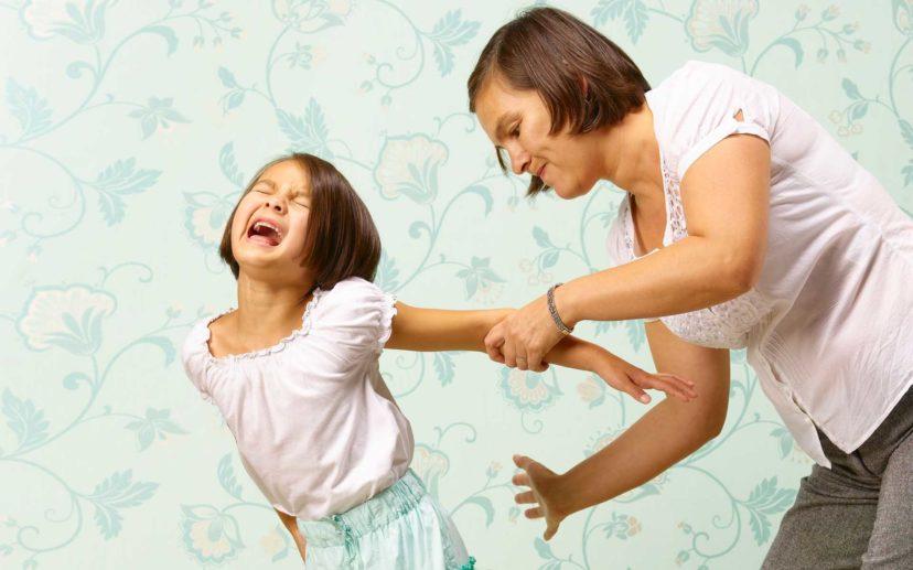 Практика: «Какую боль в меня вложила мама»
