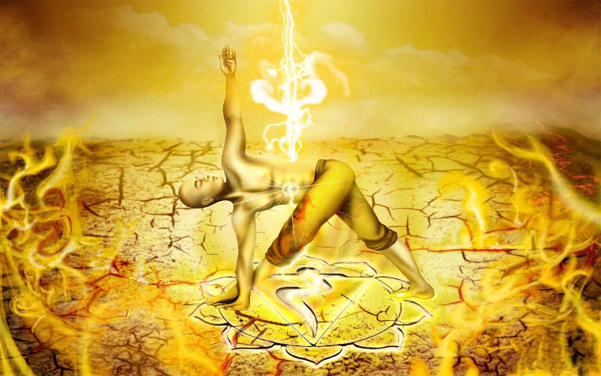 Конфликты и болезни на третьей чакре — Манипура