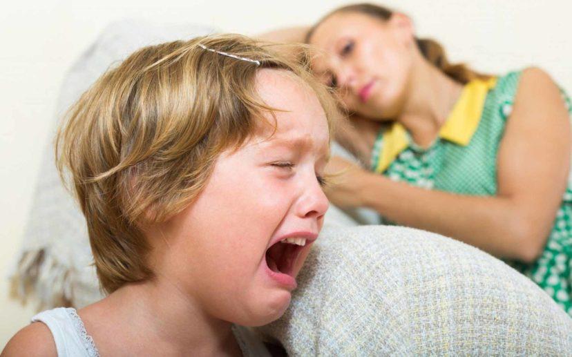 Не справляюсь с воспитанием ребёнка