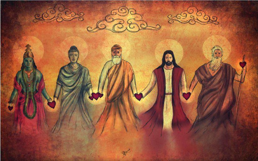 Любовь и религия