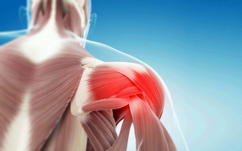 Боль в плечах как результат смещения биополя