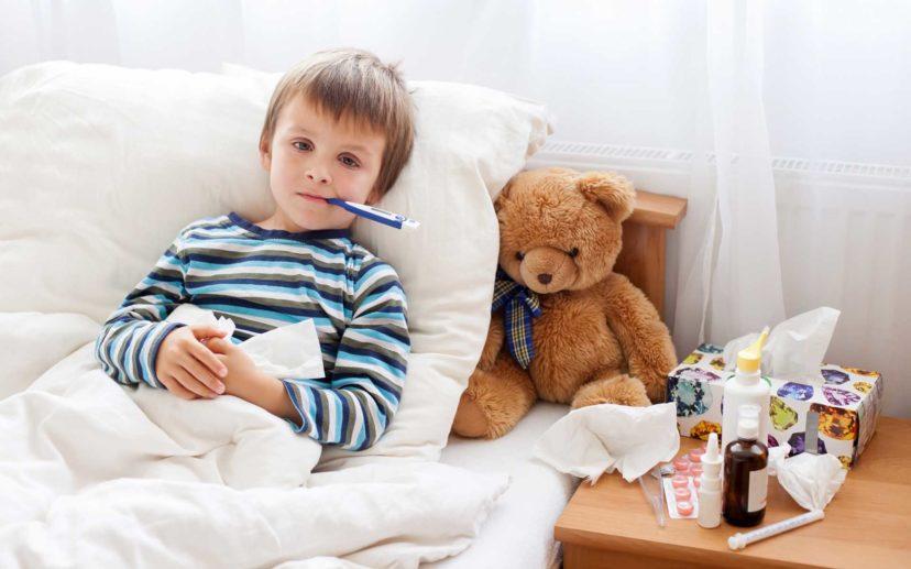 Что делать, если часто болеют дети