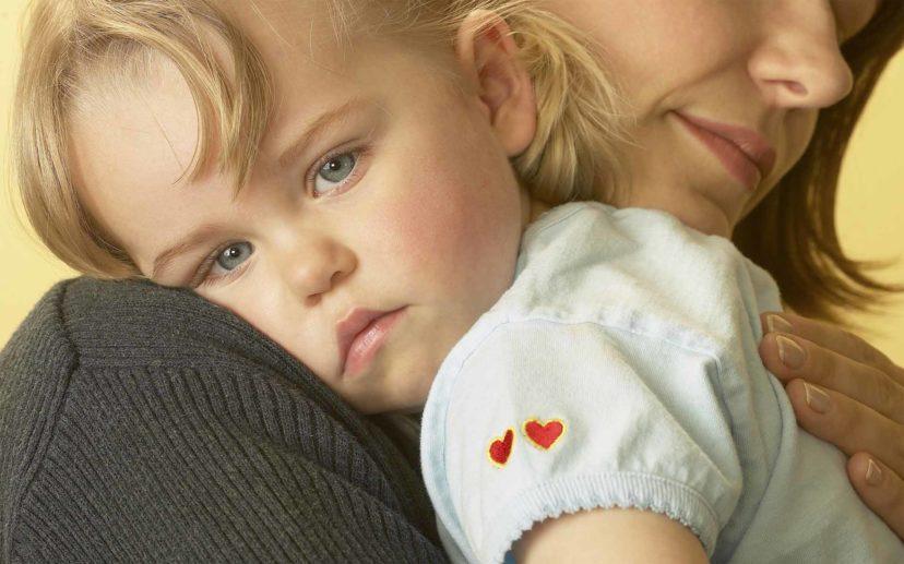 Чрезмерная привязанность матери к ребенку