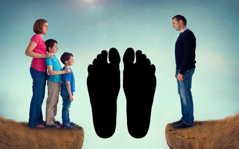 Эгоизм мужчины в семье