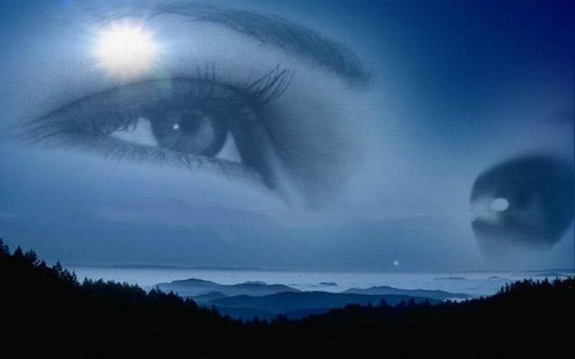 Открой духовные глаза