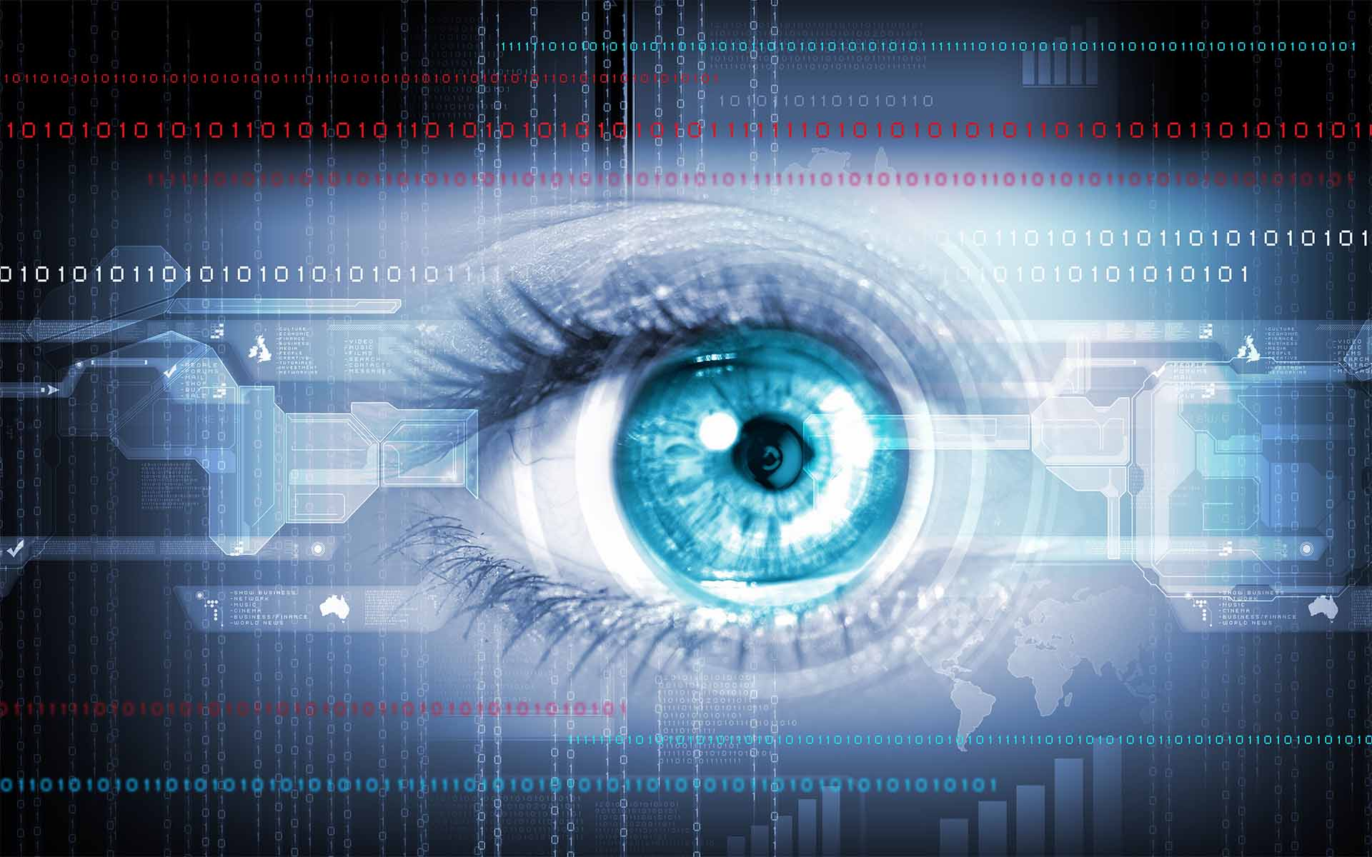 Программы влияющие на зрение