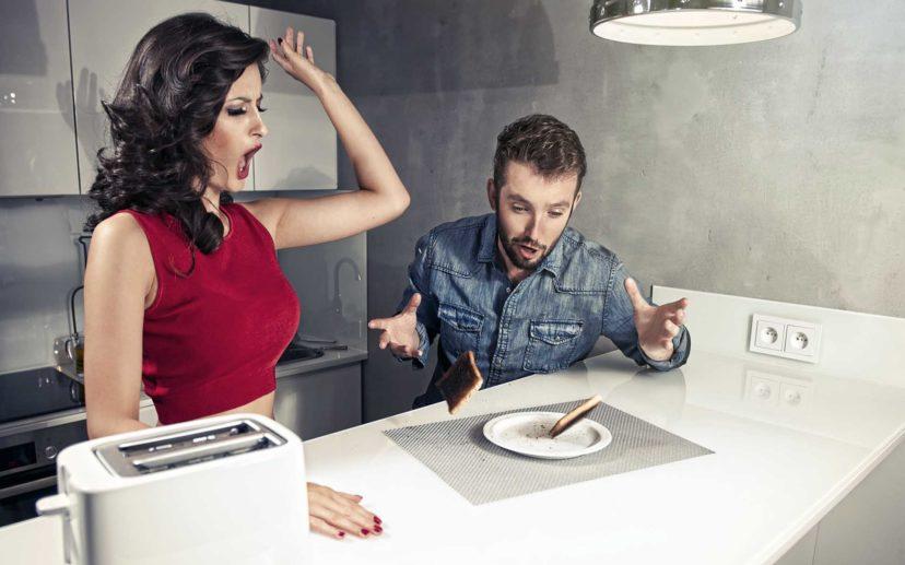 Как правильно кормить мужа
