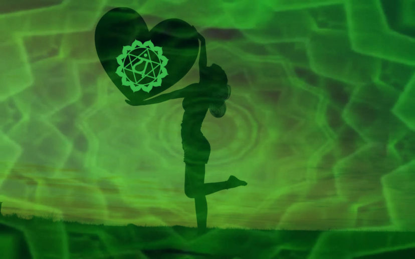 Влюблённость на Анахате. Очищение сердечной чакры