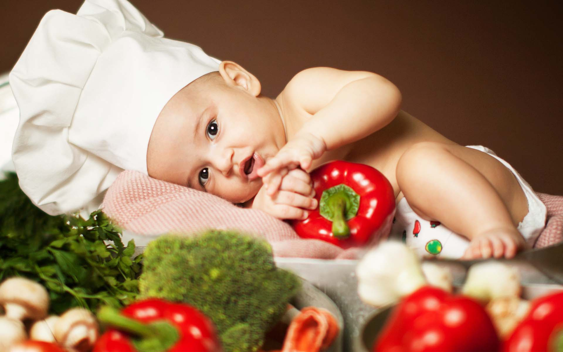 Анемия у ребёнка
