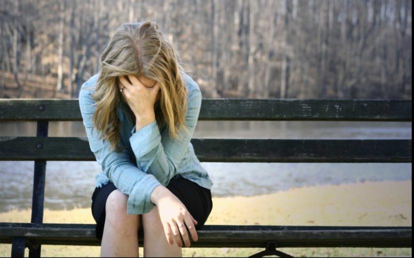 Стресс от расставания