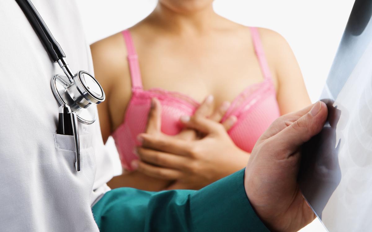Онкология груди