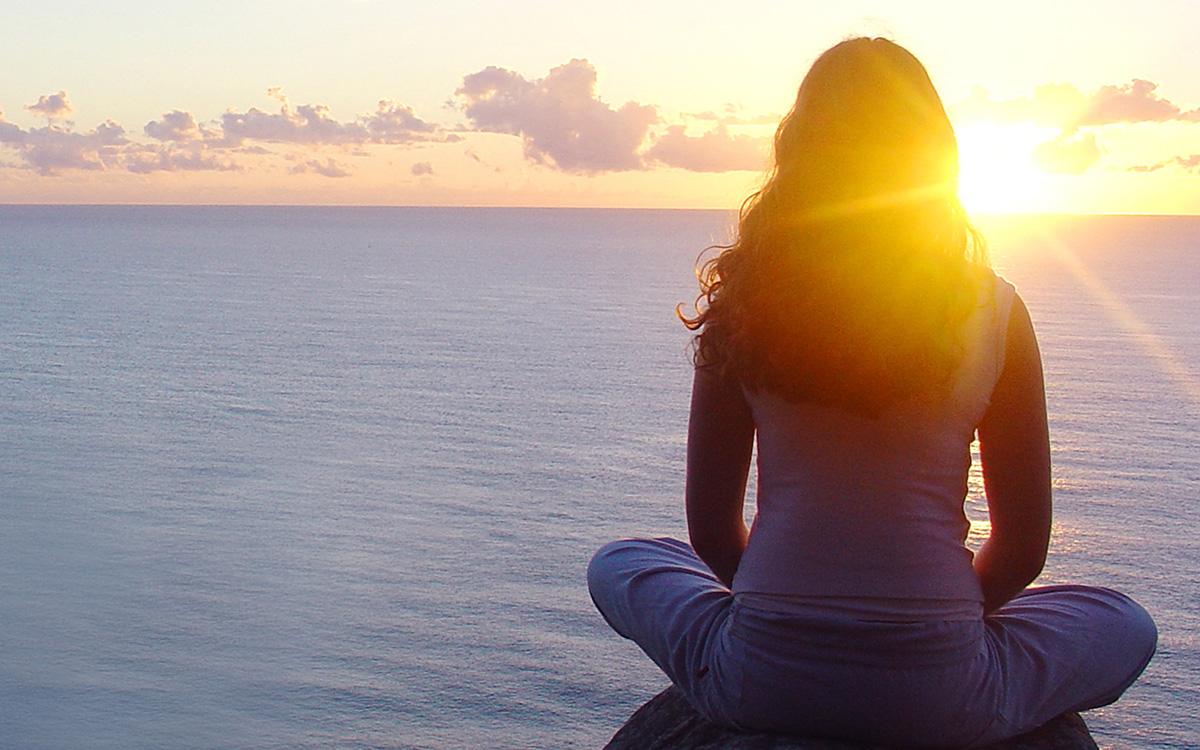 Медитация «Успокоить чувства»