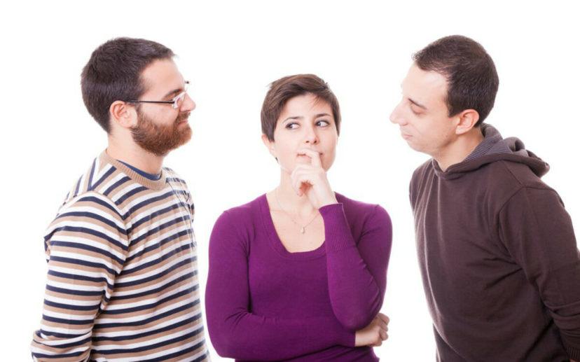 Внутренний конфликт: любовь или искушение