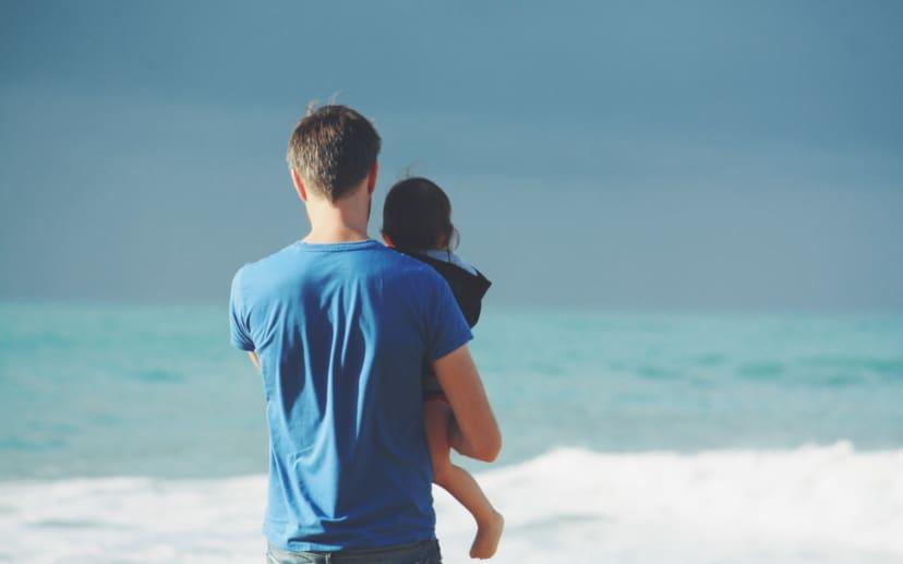 Как принять отца ребенка