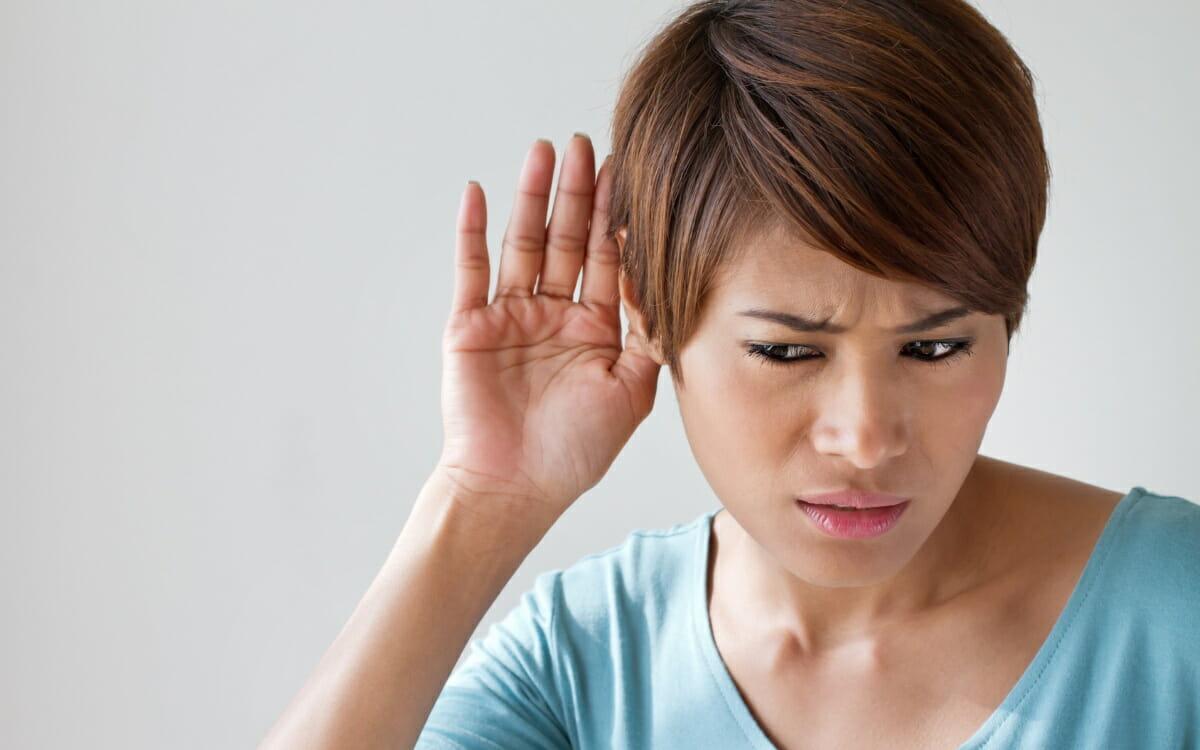 Причины плохого слуха
