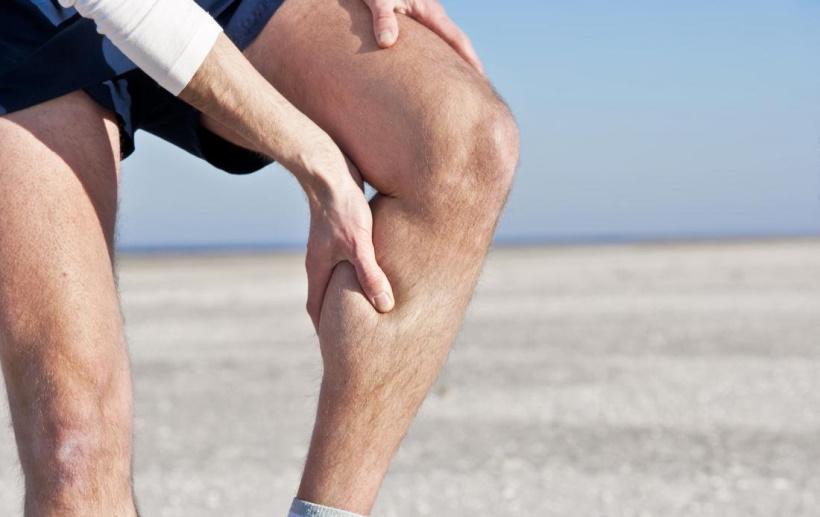 Как убрать боль в колене за 5 минут. Причины боли в ногах