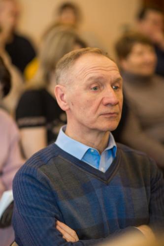 Руденко В.В. в Москве