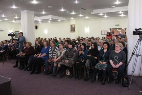 Мастеркласс в Казани 2017 г.