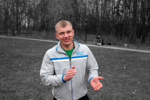 Сергей Мясников на тренинге Семейный апрель 2016 г