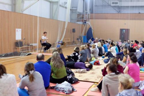 Тренинг Семейный 2015 год