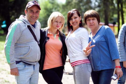 Учасники тренинга Семейный май 2017 г.